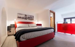 Camera da letto - Via Sebastiano Beato Valfrè