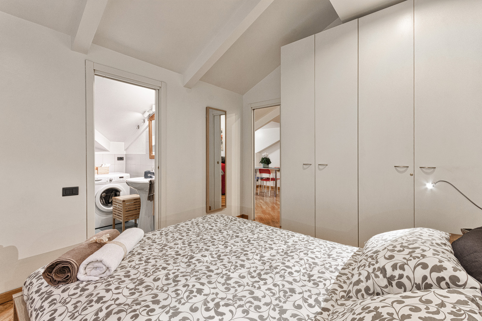 Camera da letto - Via Maria Vittoria