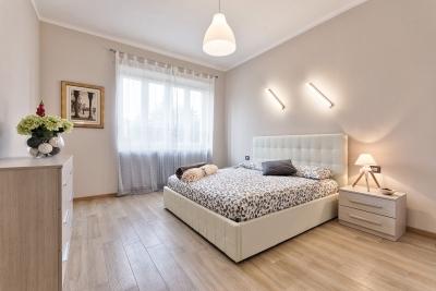 Camera da letto - Via Millaures