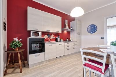 Cucina - Via Millaures