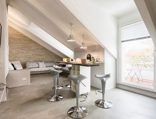 Via Caselle – Penthouse