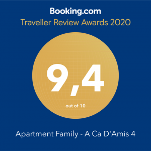 Guest Review Award 2017 - Via Caselle